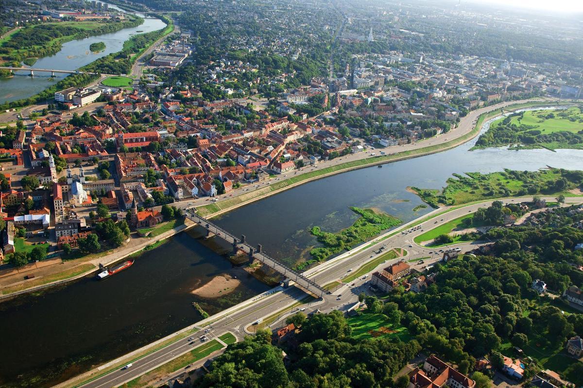 Kaunas Europos kultūros sostinė